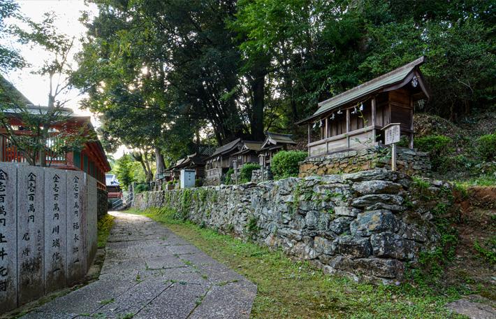 野上八幡宮 摂社